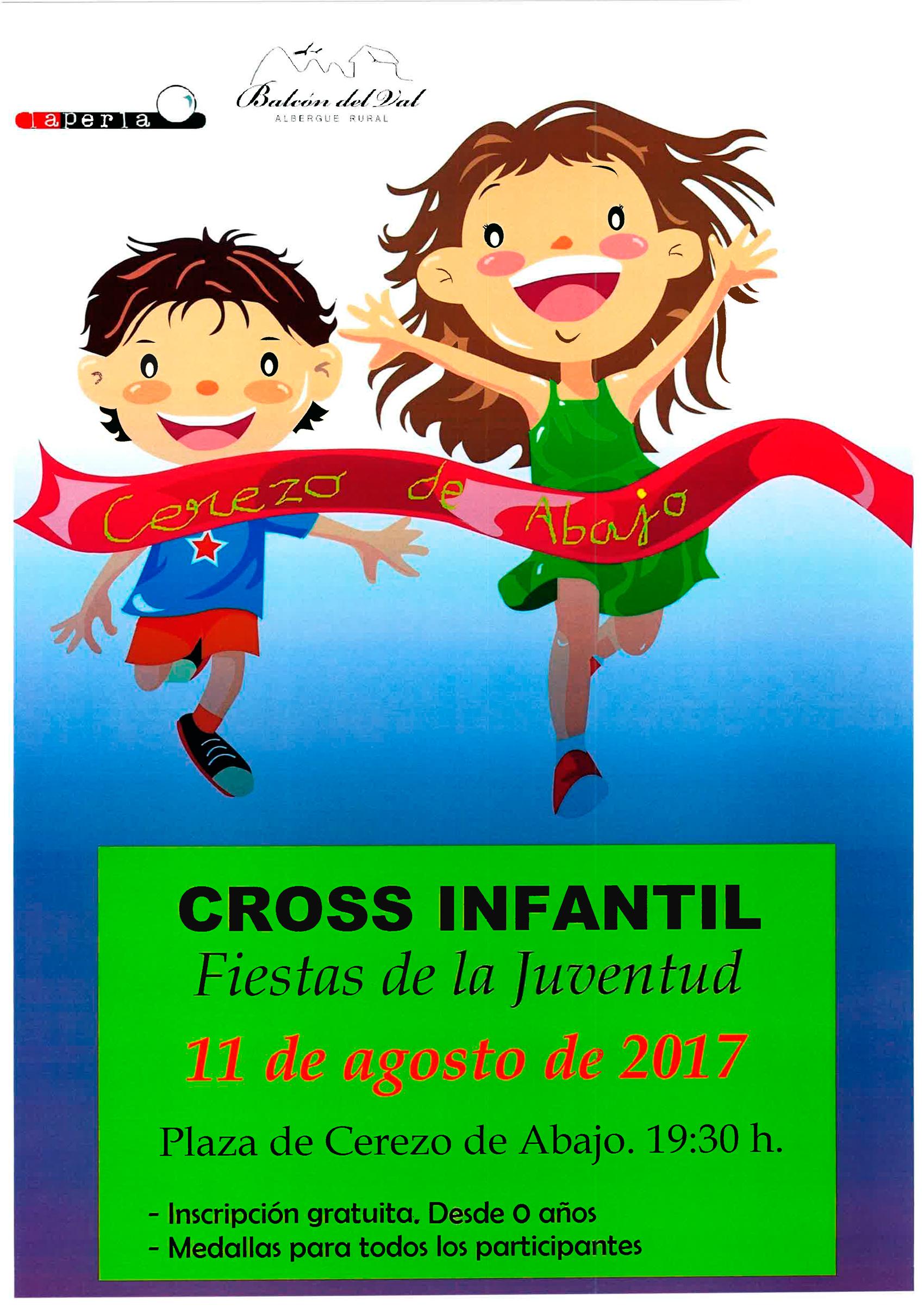 CROSS-INFANTIL